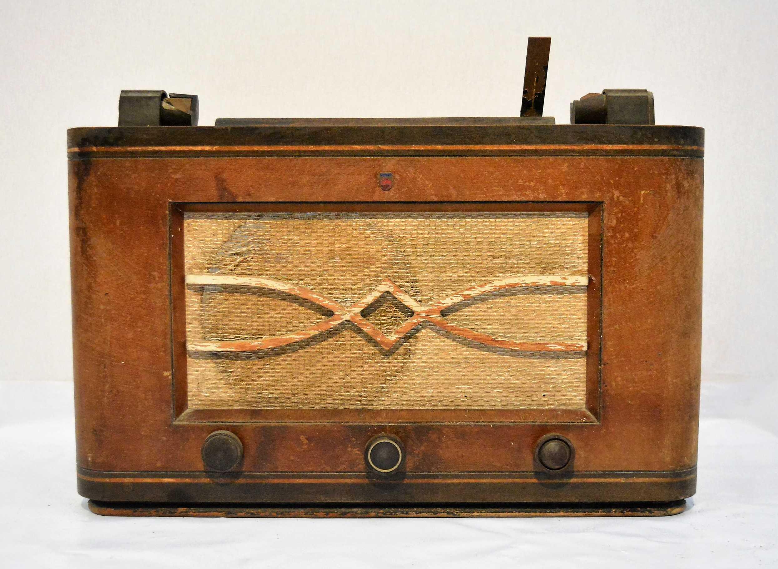 RADIO PHILLIPS 104-A